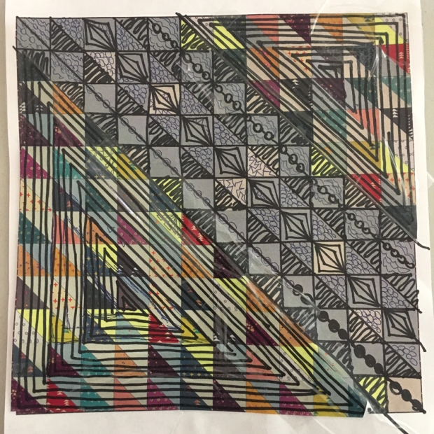 quilting plan for hst remix