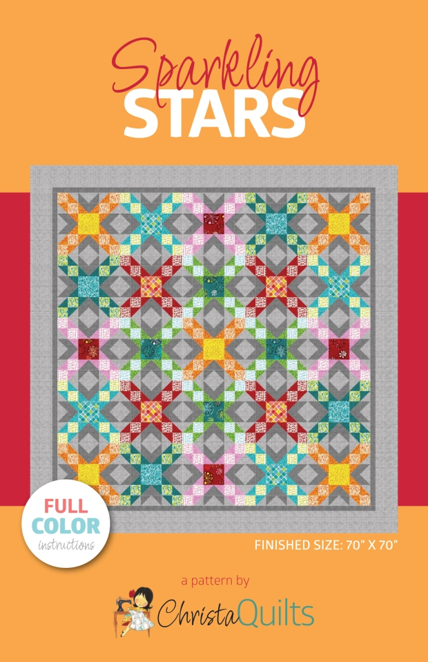 Sparkling Stars front Cover
