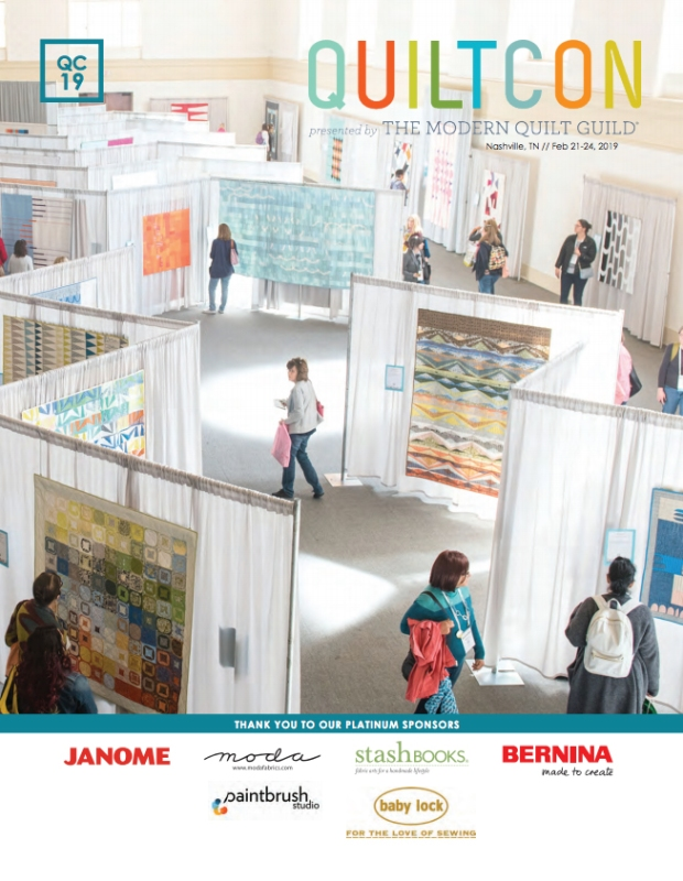 QuiltCon 2019 Catalog