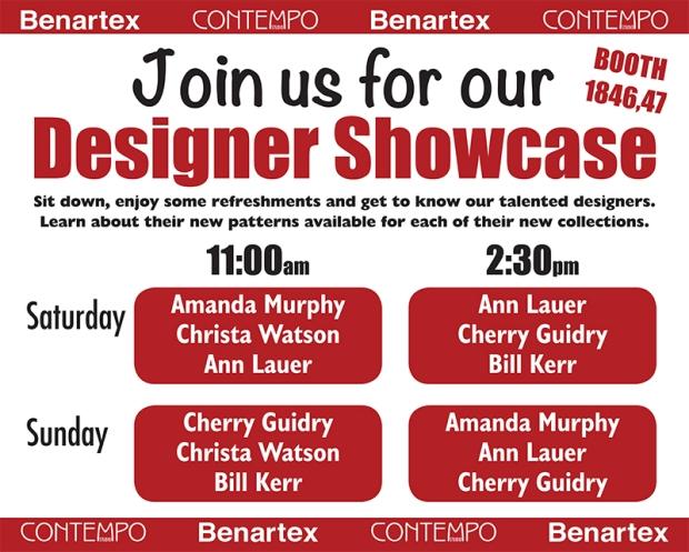 Benartex Designer Showcase