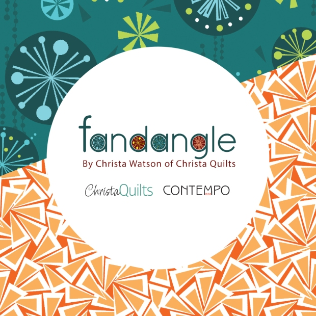 Fandangle by Christa Watson for Benartex