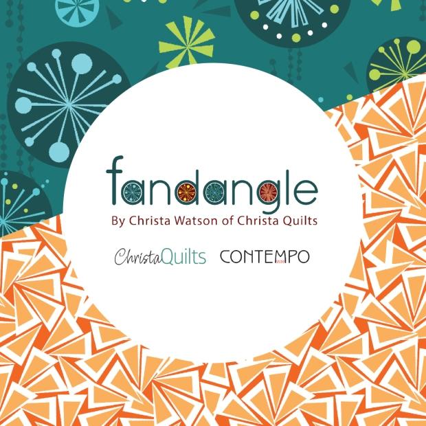 Fandangle by Christa Watson for Benartex
