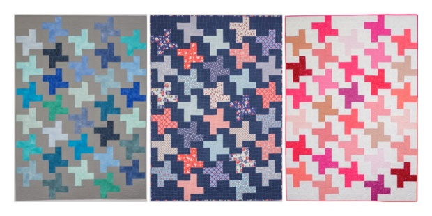 Pinwheel Quilts from The Quilters Path