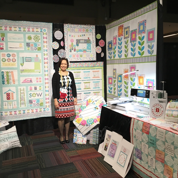 Cherry Guidry of Cherry Blossoms Quilting Studio