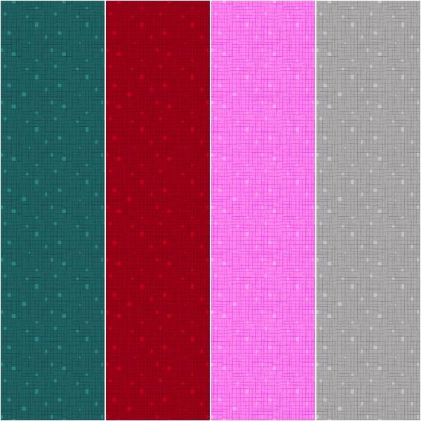 Confetti Crosshatch Fandangle Fabric by Christa Watson