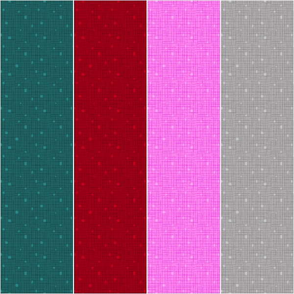 Confetti Crosshatch Fandangle Fabric by Christa Watson