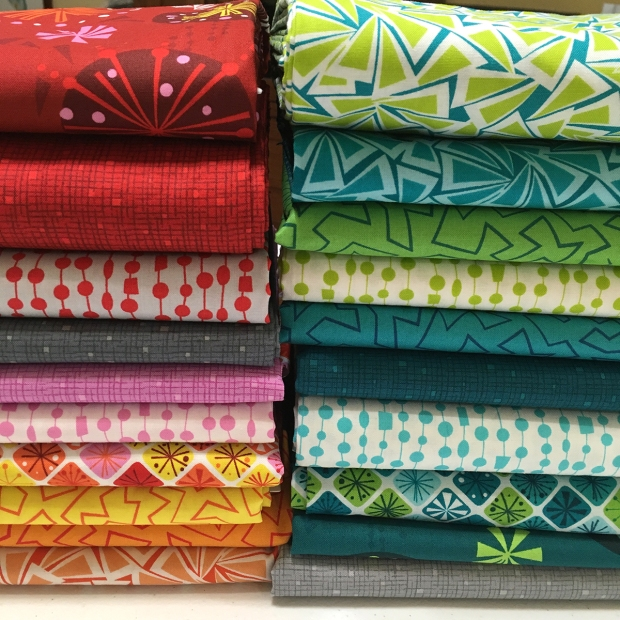 Fandangle Fabric Bundle by Christa Watson
