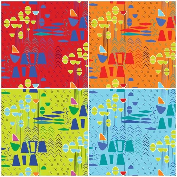 Modern Marks by Christa Watson