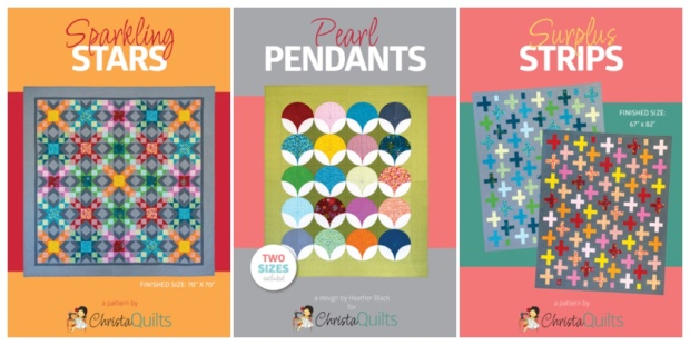 Fandangle Quilt Patterns