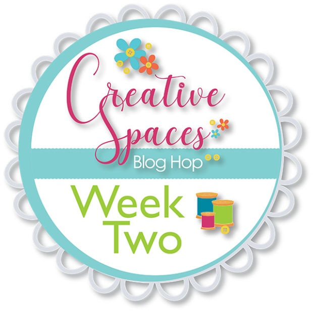 Creative Spaces Blog Hop - Favorite Tools