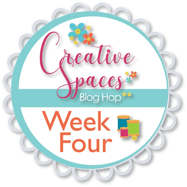 Creative Spaces Blog Hop Week 4