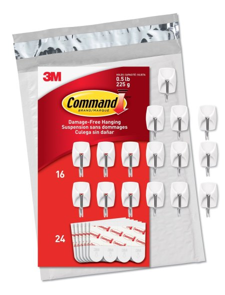 command hooks for organization