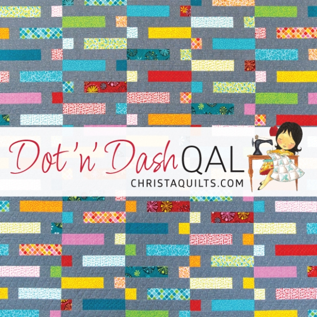 Dot n Dash Quilt Along