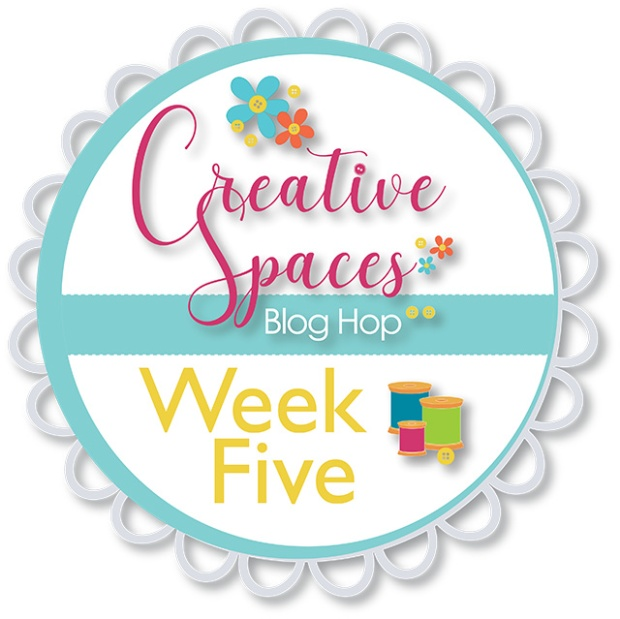 Creative Spaces Blog Hop