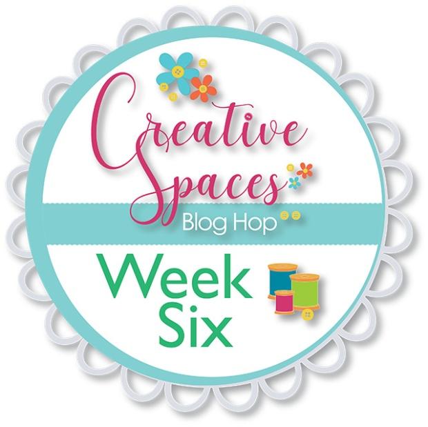 Creative Spaces Blog Hop Week 6