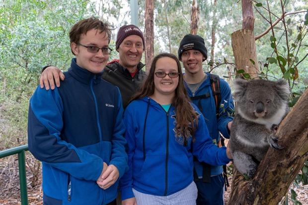 Watsons and Koala
