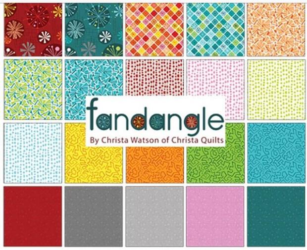 Fandangle Fabric