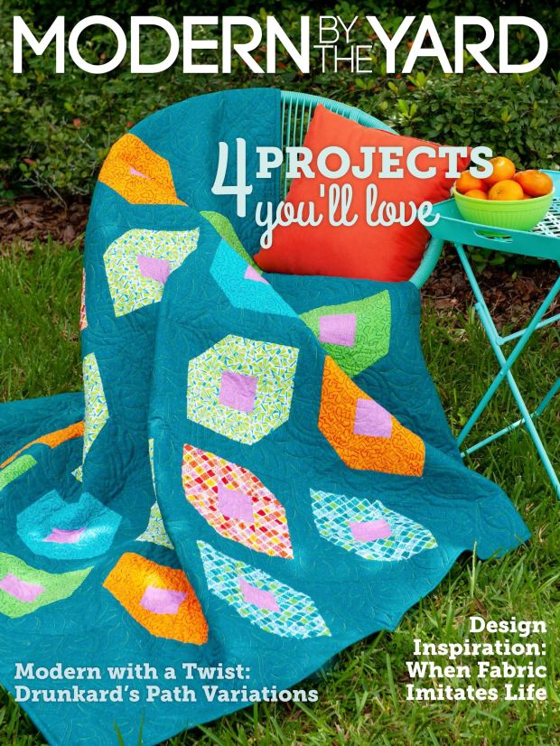 Free Quilt Pattern for Fandangle