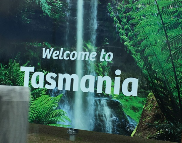 Welcome to Tasmania