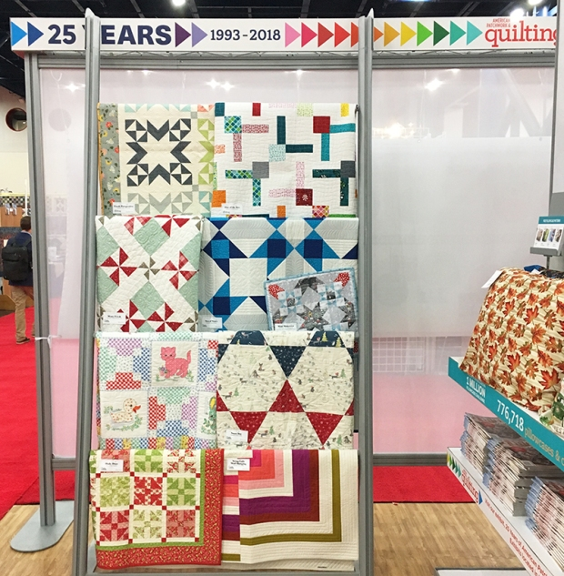 Out of the Box Quilt made from Fandangle