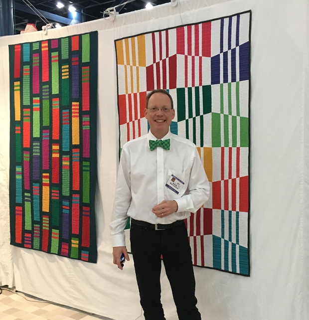 Bill Kerr of Modern Quilt Studio