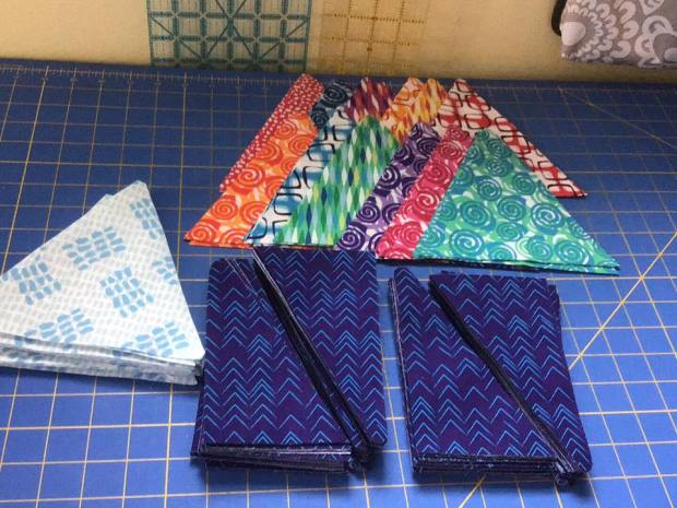 Blooming Wallflowers Quilt Along