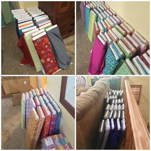 Christa's Fabric