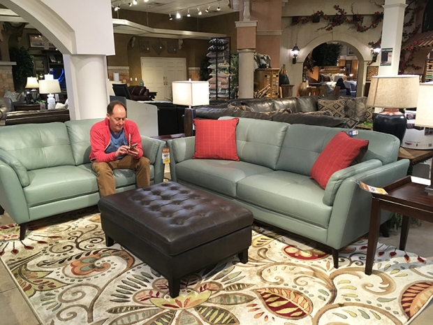 Sofa Shopping