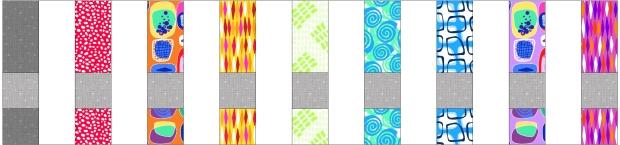 Rainbow Weave Units