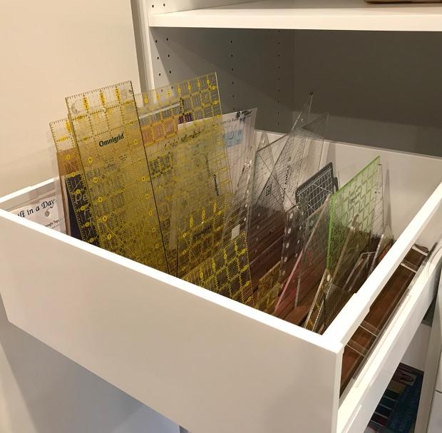 Ruler Storage