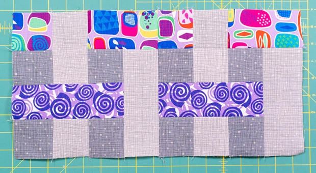 Color Weave Quilt Along Week 4 – Quilt Top Assembly
