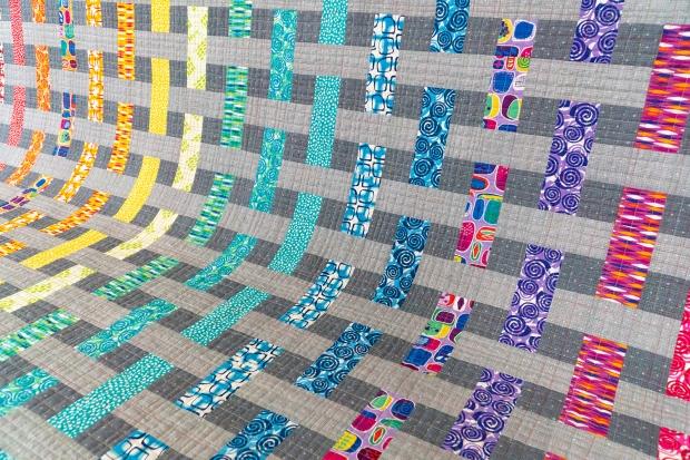Color Weave Quilt