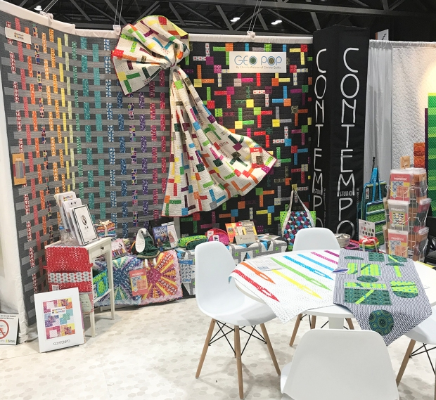 Christa Watson Spring Quilt Market 2019