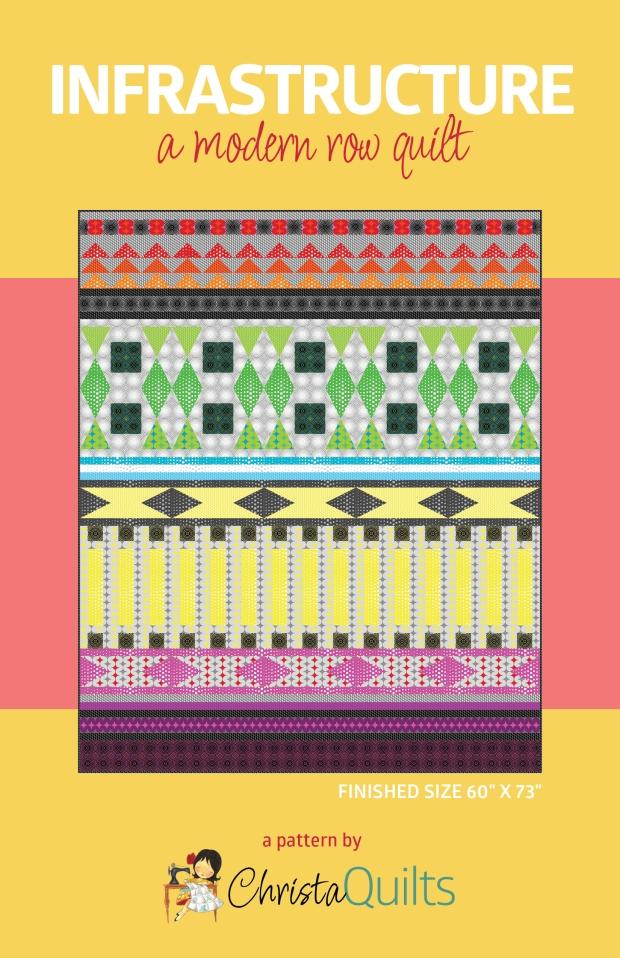 Infrastructure Quilt Pattern