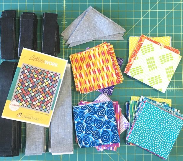 latticework cutting