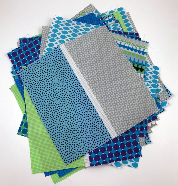 Terrace Tiles Quilt Block from Gridwork by Christa Watson