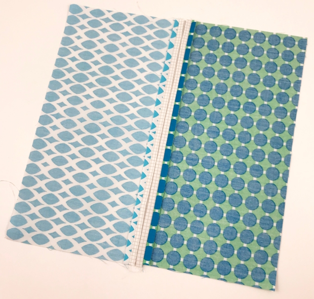Gridwork fabric