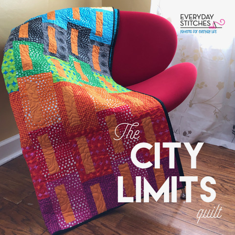 City Limits by Everyday Stitches