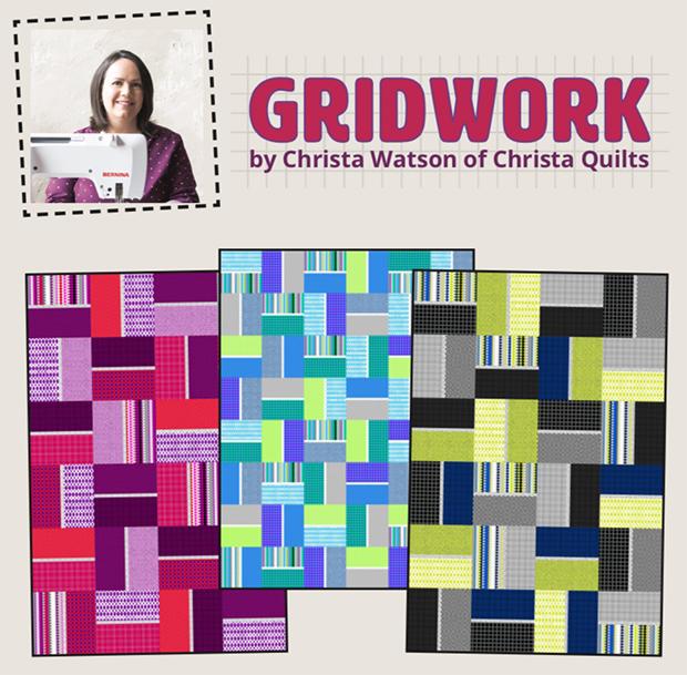 Gridwork by Christa Watson
