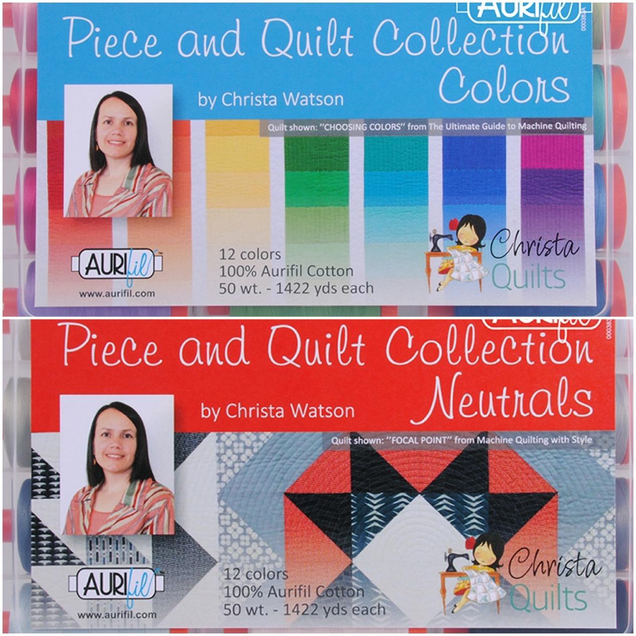 Christa Watson Aurifil Thread