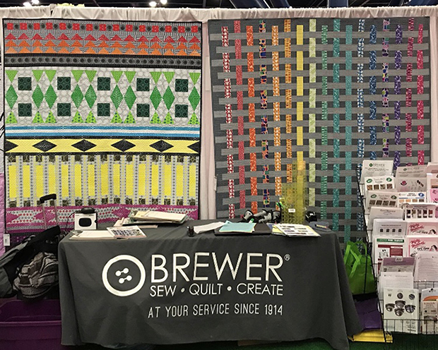 Brewer Booth