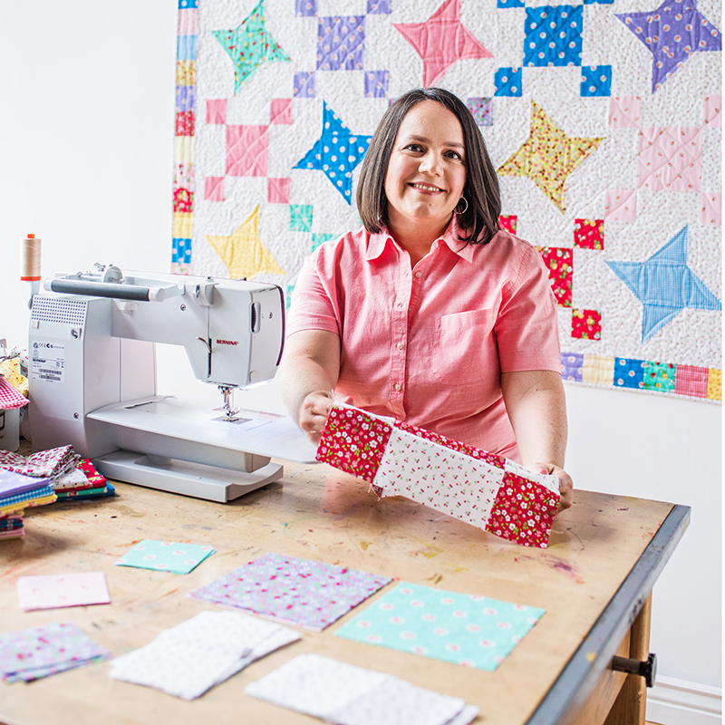 Christa Quilt Teaching