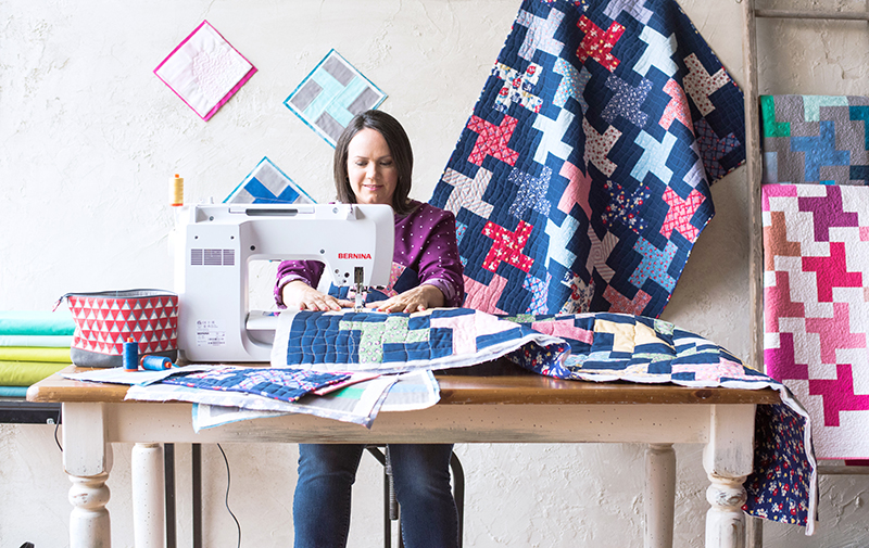 Christa Quilts Machine Quilting