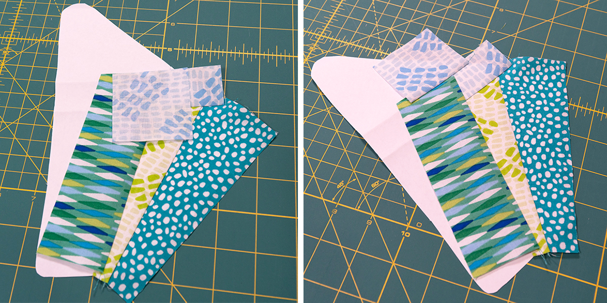 Foundation Paper Piecing by Christa Watson
