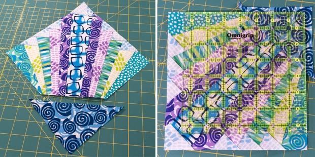 Paper Pieced Primrose