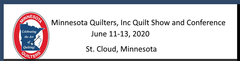 Minnesota Quilter's Show