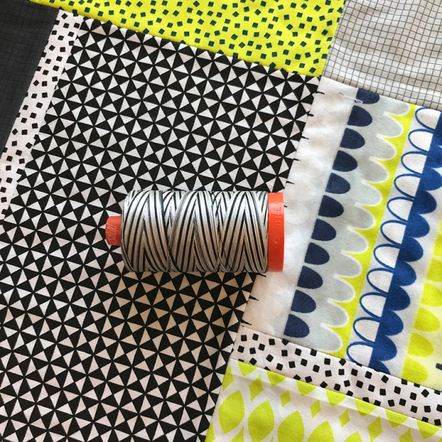 Aurifil Variegated Thread by Christa Watson