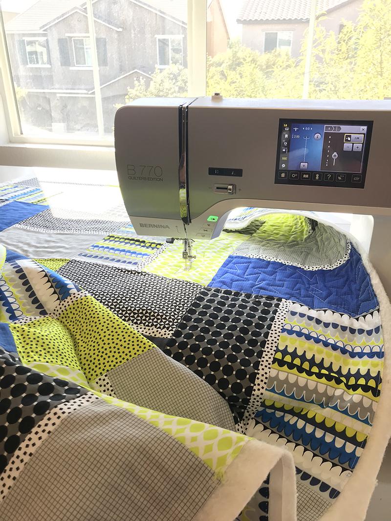 Christa Quilts Studio