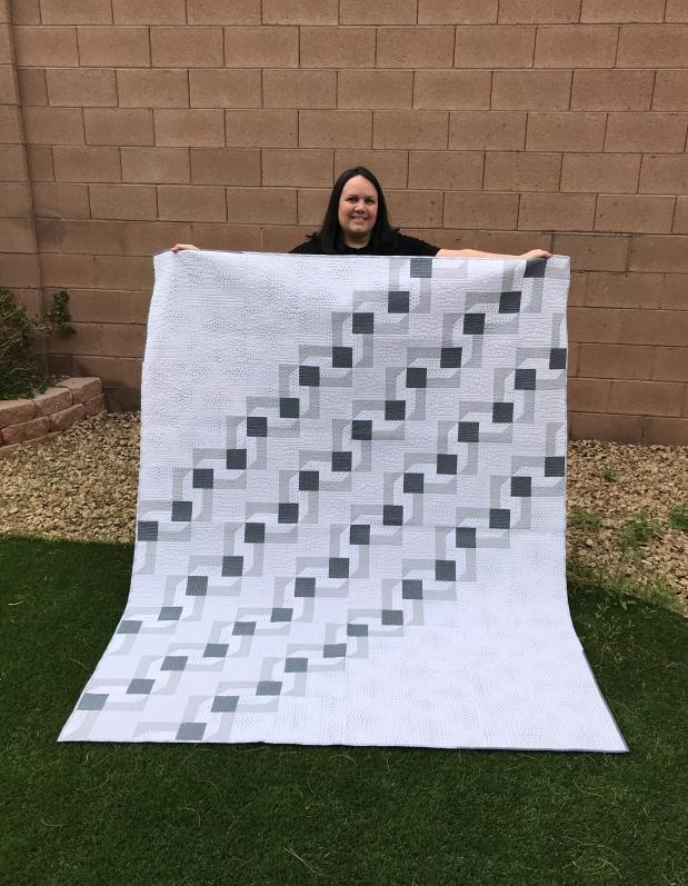 Interlinked Quilt Pattern