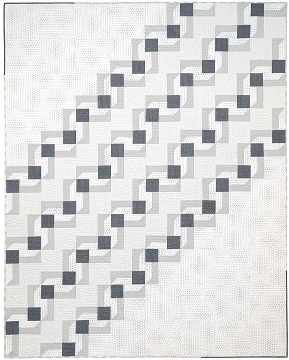 Interlinked Quilt by Christa Watson